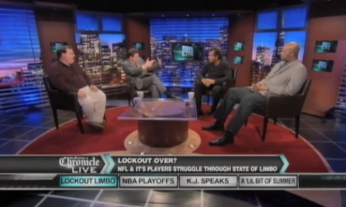 Comcast Sports Net Bay Area – NFL Lockout Discussion